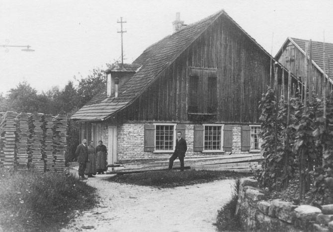 csm aufnahme aus dem jahr 1922